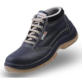 PONTIAC ATP-80 S3 work safety shoes leather of boots S3 SRC ESD safety shoes