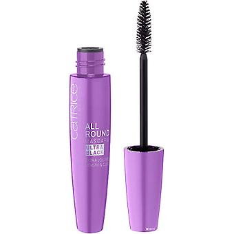 Catrice Cosmetics Allround Mascara Ultra Black