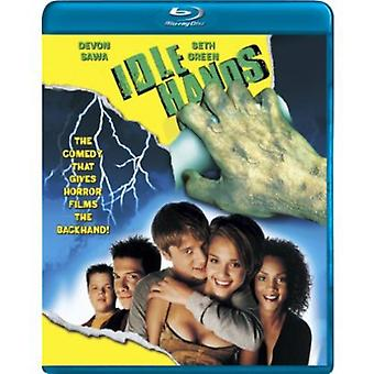 Idle Hands [BLU-RAY] USA import