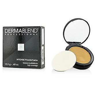 Dermablend IIntense Powder Camo Compact Foundation (Medium Buildable to High Coverage) - # Olive - 13.5g/0.48oz