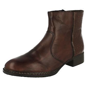 Damen Rieker Warm gefütterte Ankle-Boots 73490