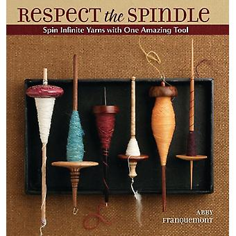 Respect The Spindle (Paperback) by Franquemont Abby