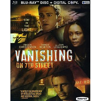 Vanishing på 7th Street [BLU-RAY] USA import