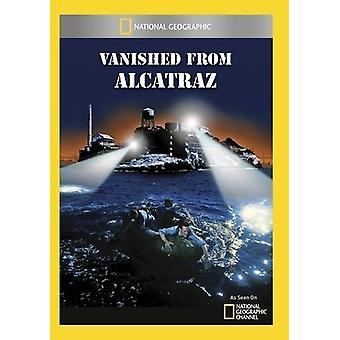 Vanished From Alcatraz [DVD] USA import