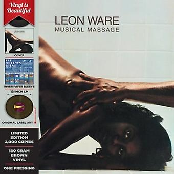 Leon Ware - musikalske Massage [Vinyl] USA import