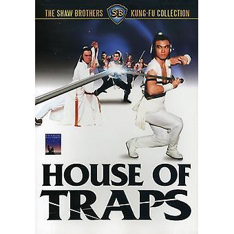 Huis van Traps [DVD] USA import