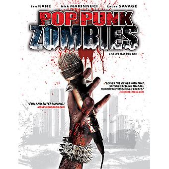 Pop Punk zombier [DVD] USA import