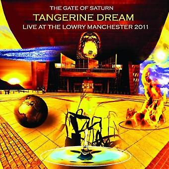 Tangerine Dream - Tor der Saturn-Live at Lowry M [CD] USA import