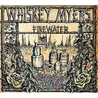 Whisky Myers - ildvand [CD] USA importerer