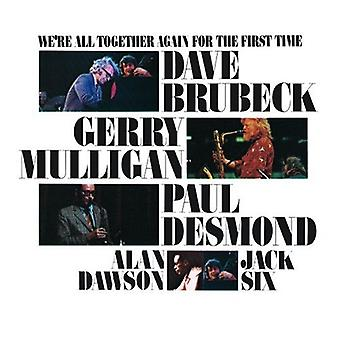 Dave Brubeck - We're All Together Again for T [CD] USA import