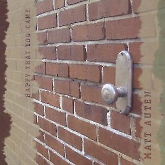 Matt Auten - Happy That You Came [CD] USA import