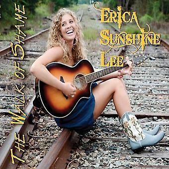 Erica Lee Sunshine - Walk of Shame [CD] USA import