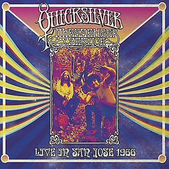 Quicksilver Messenger Service - Live in importazione USA di San Jose-settembre 1966 [CD]