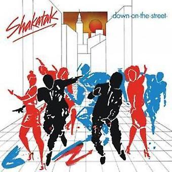Shakatak - Shakatak-nede på gaden [CD] USA importen