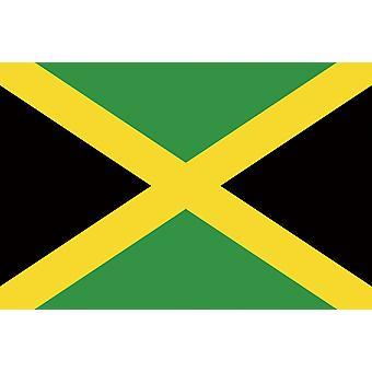 5ft x 3ft Flag - Jamaica