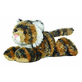 Aurora 8-inch Flopsie Tiger (Brown)
