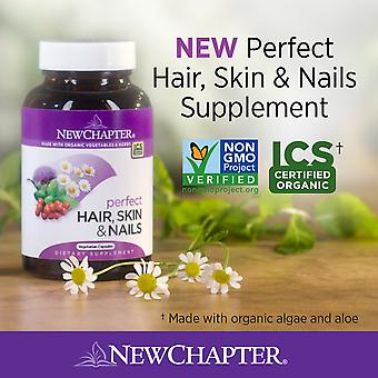 New Chapter Perfect Hair Skin Nails Vcaps 30 Ct