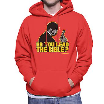 The Shepherd Jules Winnfield Pulp Fiction Men's Hooded Sweatshirt