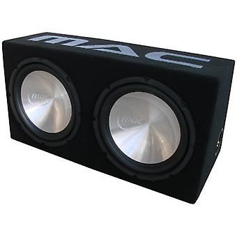 1 PC mac audio Mac fire 425 passive reflex subwoofer 500 Watts Max new