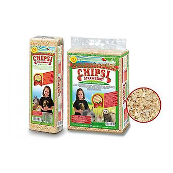 Chipsi Chipsi Strawberry Classic (Small animals , Bedding)