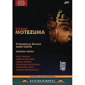 A. Vivaldi - Motezuma [DVD] USA import