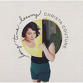 Christa Couture - lang tid forlader [CD] USA import