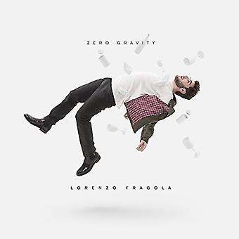 Lorenzo Fragola - Zero Gravity [CD] USA import