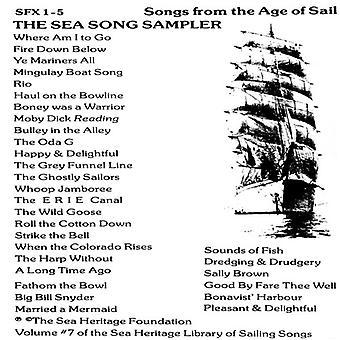 Sea Song Sampler - Sea Song Sampler [CD] USA import