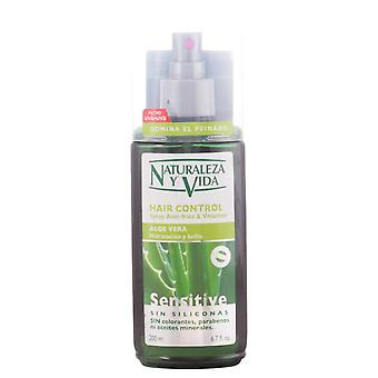 Naturaleza y Vida Hair Spray Control 200 ml (Woman , Hair Care , Conditioners and masks)
