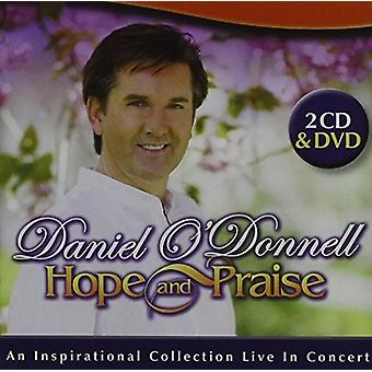Daniel O'Donnell - import USA Hope & pochwały [CD]