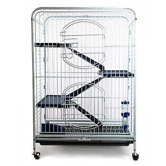 Mgz Alamber Large Rodent Cage 3 Levels (Small animals , Cages and Parks)