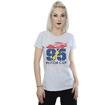 Disney Women's Cars Piston Cup 95 T-Shirt