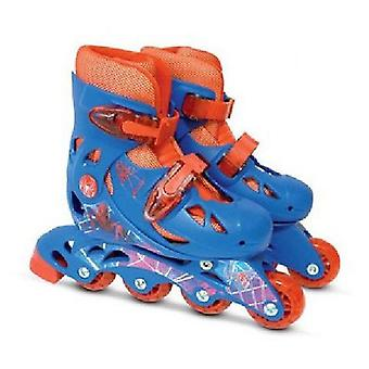D Arpeje Spiderman Inline Skates T1 (30-33) (Outdoor , On Wheels , Skates)