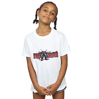Vingadores meninas infinito guerra Hulk 2.0 t-shirt