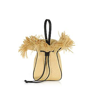 3.1 Phillip Lim women's AS18A871WSWNA108 beige polyester clutch