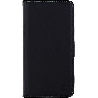 Mobilize MOB-23925 Smartphone Classic Gelly Wallet Book Case Wiko Sunny 2 Zwart