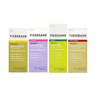 Tisserand Organic Pure Essential Oil