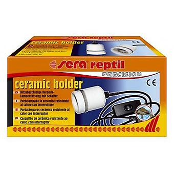 Sera Sera Reptil Ceramic Holder (Reptiles , Lighting , Lamps)