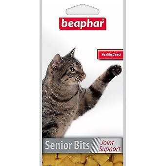 Beaphar Senior Cat Treat Bits Joint Support  35g