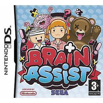 Brain Assist (Nintendo DS) - Factory Sealed
