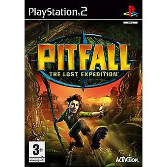 Pitfall-die verlorene Expedition (PS2)