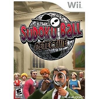 Sudoku Ball - Detective (Wii)