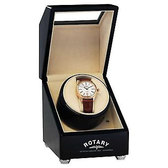 Rotary Automatic Winder Box Only PB1600 Watch