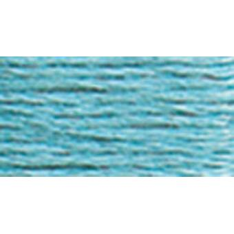 DMC 6-Strand Embroidery Cotton 8.7yd-Light Peacock Blue