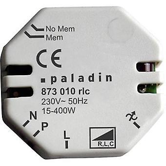 Müller 873010 empotrar conveniente regulador para bombillas: bombilla, lámpara del halógeno blanco