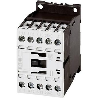 Eaton DILM15-01(24VDC) Contactor 1 PC 3 fabricantes 7.5 kW 24 15,5 Vcc A + contacto auxiliar