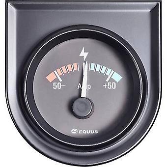 Equus 842052 amperímetro 50A 12V
