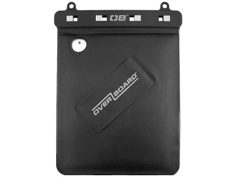 OverBoard Waterproof iPad Case with Shoulder Strap (Black)