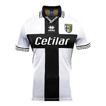 2018-2019 Parma Errea Home Football Shirt