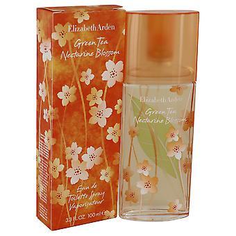 Elizabeth Arden groene thee Nectarine Blossom Eau de Toilette 100ml EDT Spray